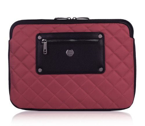 Knomo 24-055 Case for Macbook Air 11 Inches Teaberry