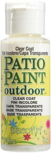 Daricedecoart Patio Paint - Clear - 2 Oz