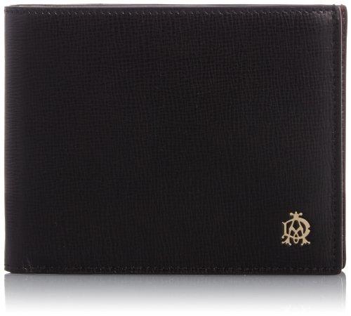 [ダンヒル] 二つ折り財布 L2S832A ベルグレイブ レザー ブラック [並行輸入品]