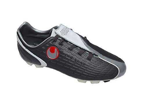 uhlsport Focus TC FXG Junior, Anthracite/White, Gr. 38(UK5)