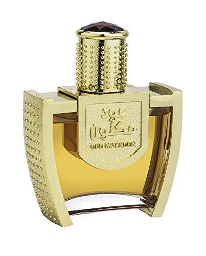 Oud Maknoon Eau de Parfum (45mL) | Sophisticated and Rich Fragrance for Men and Women | Intense Wood, Floral, Amber Oudh with an Element of Spice | by Cologne and Perfume Artisan Swiss Arabian