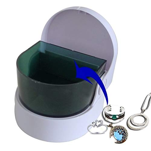 XGQ Limpiador ultrasónico for joyería/Reloj/prótesis