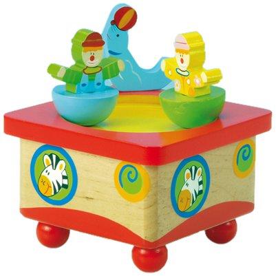 Music Box World 44035 Danse des Clowns Mélodie Send in The Clowns