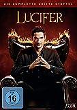 Lucifer - Die komplette dritte Staffel [5 DVDs] - Tom Ellis
