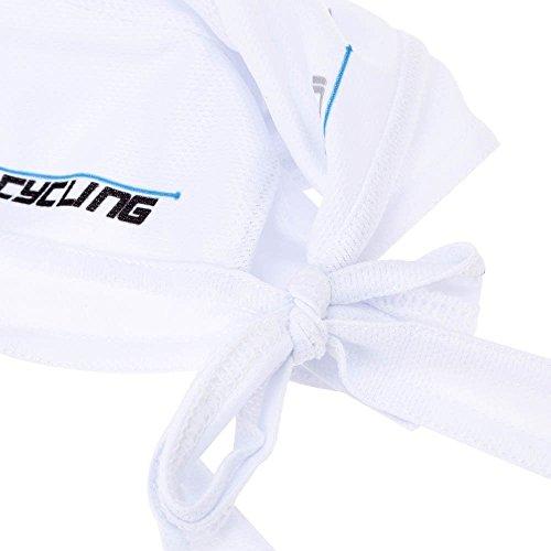 Docooler Outdoor Sport Fahrrad atmungsaktiv Hat Quick-Dry Bike Radfahren Kopftuch Pirat Schal Stirnband - 5