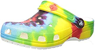 Kids' Classic Graphic Clog | Slip On Water Shoes for Boys...