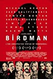 BIRDMAN – Michael Keaton – US Imported Movie Wall