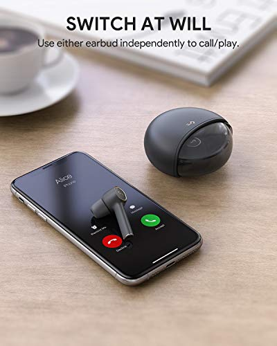 Aukey Key Series T18NC mini Bluetooth 5.0 earphones