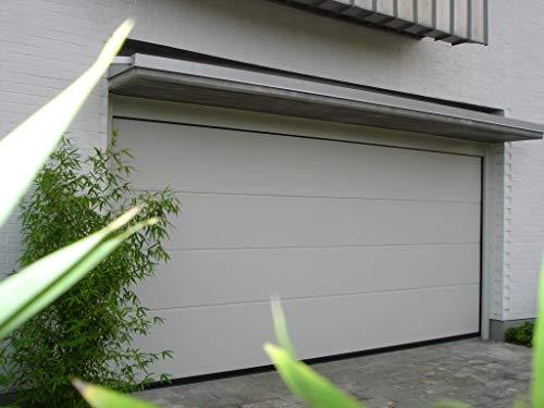Porta Per Garage Sezionale Persus (3000x2500mm, Grigio C21)