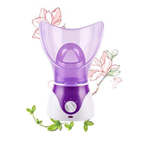 Swiftswan Dampfgesicht Aromatherapie Sprühgerät Dampfmaschine Feuchtigkeitsinstrument Dampf Gesicht Befeuchter Dampfgarer