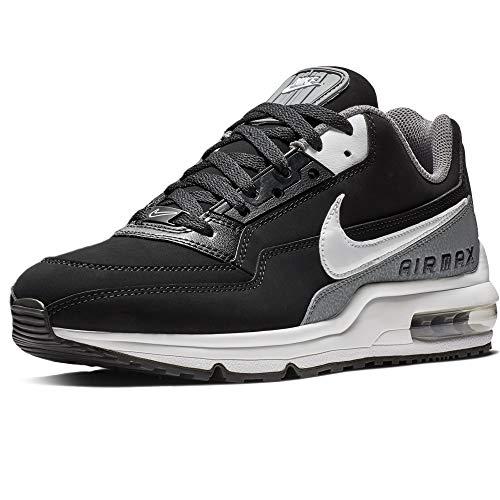 Nike Air Max Ltd 3, Sneaker Uomo, Nero Black White Cool Grey 001, 47 EU