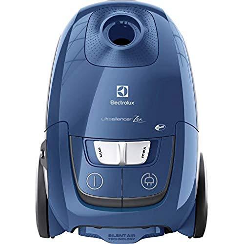 Electrolux eus83sb – Aspirateur (a, 24,4 kWh, aspirateur cylindrique sans Sac, Noir, Bleu, Métal)