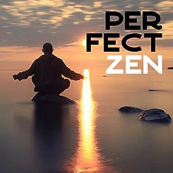 Perfect Zen: Healing Yoga, Soothing Sounds for Deep Meditation, Relaxation, Calm Down, Lounge, Spiritual Awakening, Deep Harmony