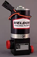 Weldon Racing D2035-A Flow Fuel Pump (-12 Inlet and -10 Outlet)