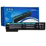 DTK QK639AA CC06 CC06XL BB09 Batterie Ordinateur PC Portable Remplacement pour HP EliteBook 8470P 8570P 8560P 8460P ProBook 6560B 6470B (10.8V 5200mAh)