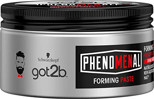 Schwarzkopf got2b Paste Phenomenal Forming Paste, 1er Pack (1 x 100 ml)