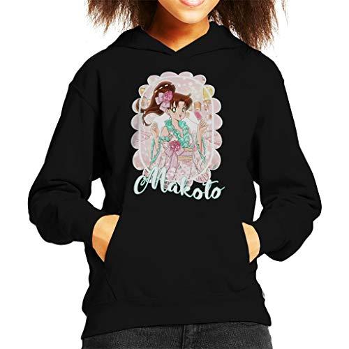 Zeeman Jupiter AKA Makoto Kino in Kimono Kid's Hooded Sweatshirt