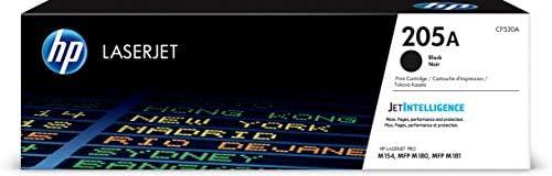HP 205A Black Original LaserJet Toner Cartridge - CF530A