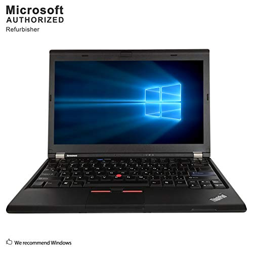 Best Prices! Lenovo ThinkPad X230 12.5 Inch Business Laptop, Intel Core i3-3130M 2.6GHz, 4G DDR3, 32...