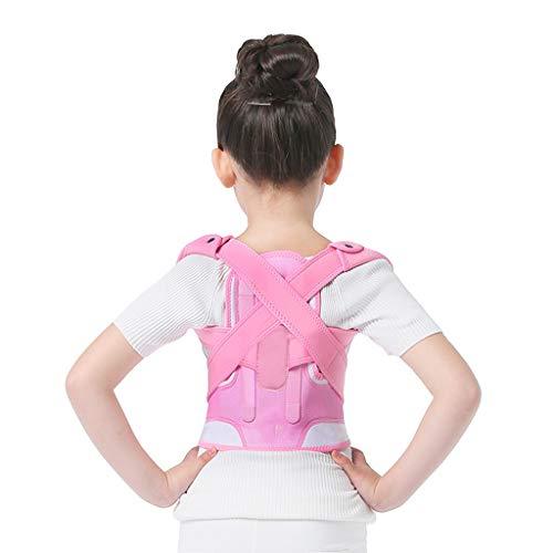 LIYG Apoyo for la Espalda, la corrección de la cifosis con la Postura sentada Corrector de Adultos Sencilla Invisible extensión del Hombro Pecho Abierto cinturón de Seguridad Opcional