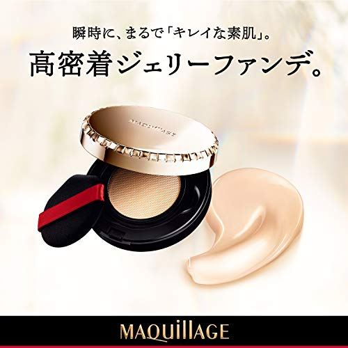 MAQUILLAGE(マキアージュ)ドラマティックジェリーコンパクト(レフィル)ファンデーション114g