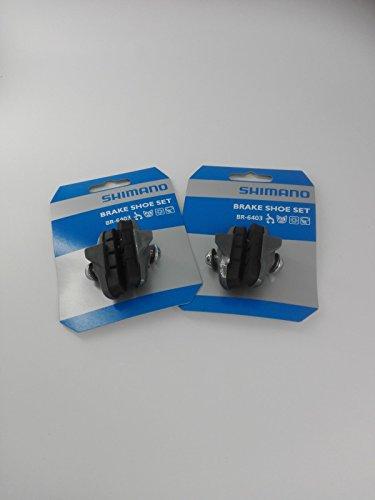Shimanio 2 Paar Bremsschuh BR-6403 Ultegra Rennrad Fixie Single Speed