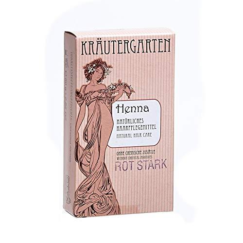 STYX - Kräutergarten - Henna Pulver - Rot Stark - 80 g