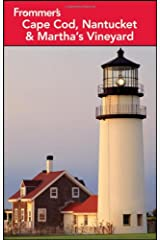 Frommer's Cape Cod, Nantucket and Martha's Vineyard (Frommer's Complete Guides) Paperback