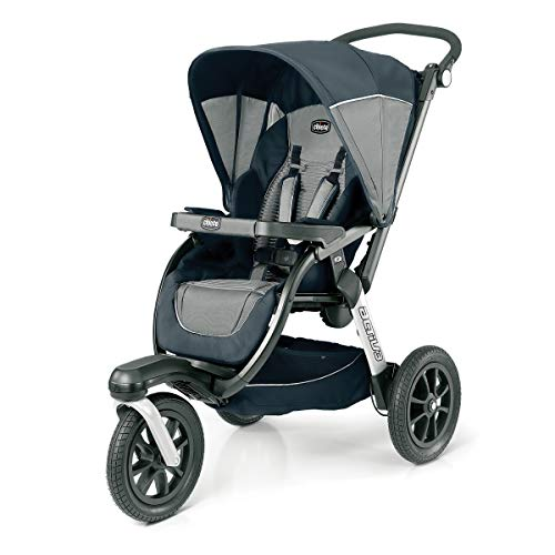 Chicco Activ3 Air Jogging Stroller - atmos, Grey
