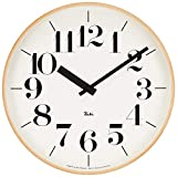 RIKI CLOCK L WR-0401L [クオーツ 掛け 時計] 1個