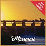 Calendar 2022 Missouri: Missouri Official 2022 Monthly Planner, Square Calendar with 19 Exclusive Missouri Photoshoots from July 2021 to December 2022