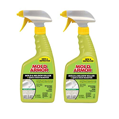 Product Image of the Home Armor; Mold Armor Instant Mold & Mildew Stain Remover, 32 oz - Pack of 2