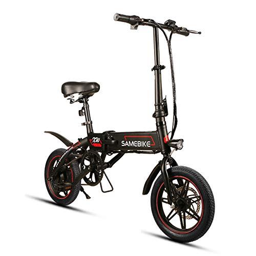 SHIJING aluminium legering opvouwbare elektrische fiets 36V 7.5AH 250W E-Bike lithium batterij 14