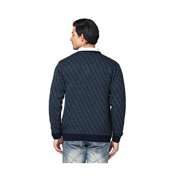 aarbee Men's Blended V Neck Sweater 2 41nYOWNjr3L. SL500