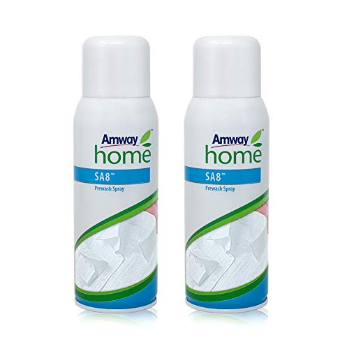 2 x Prewash Vorwaschspray SA8™ - PreWash Spray - 2 x 400 ml (800 ml) - Amway - (Art.-Nr.: 110403)