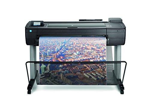 HP Designjet T730 36-in - Impresora de gran formato (HP-GL/2, HP-RTL, PCL 3, TIFF, URF, 2400 x 1200 DPI, Negro, Cian, Magenta, Amarillo, A0 (841 x 1189 mm), Inyección de tinta térmica, USB)