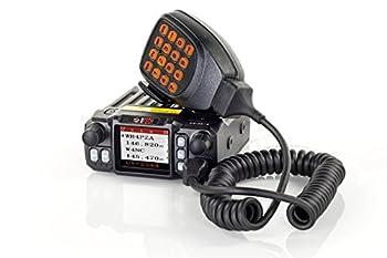 BTECH Mini UV-25X4 25 Watt Tri-Band Base Mobile Radio  VHF 1.25M UHF Amateur  Ham