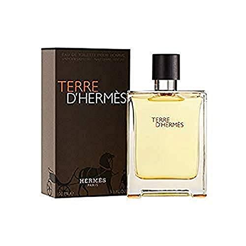 Hermès Terre homme/ man, Eau de Toilette, Vaporisateur/ Spray, 1er Pack, (1x 100 ml)