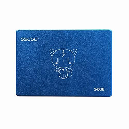 Docooler OSCOO Solid State Drive 2,5 Zoll 120 GB / 240 GB / 480 GB SATA III SSD für PC