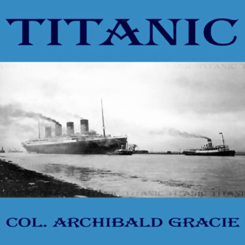 Titanic cover art