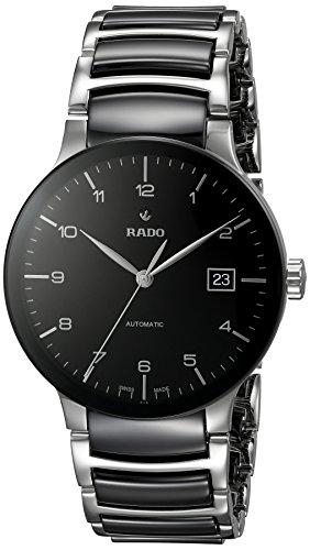 Rado Men's R30941162 Centrix Analog Display Swiss Automatic Two Tone Watch