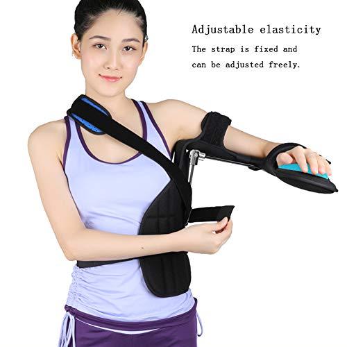 DXFK.AM Schulterstütze Ellenbogenorthese Humerus Dislokation Fixationsorthese Einstellbar Schulterbruch-Rehabilitations-Klammer