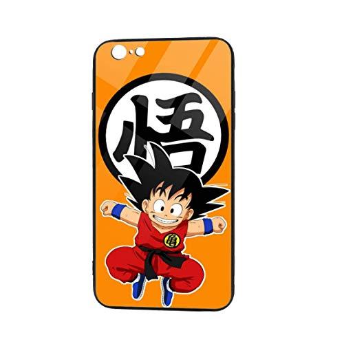 Funda para Apple iPhone 6 / 6s, Dragon-Ball Manga Anime Comic Nueva Funda de TPU
