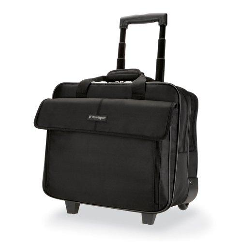 Kensington Contour Roller 17/Trolley Case schwarz/ 17 , Trolley Case, schwarz, Nylon, 420/x 330/x 80/mm, 445/x 330/x 240/mm /Taschen von Laptops 43,2/cm