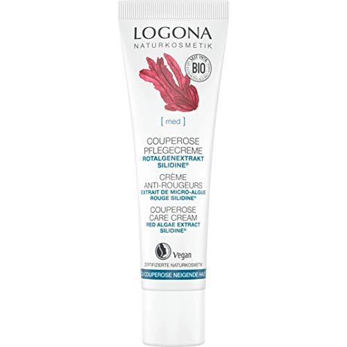 Logona Crema Facial Cuperosis Alga Roja 30Ml. 200 g