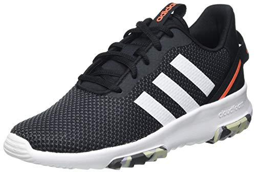 adidas Racer TR 2.0 K, Zapatillas de Running, NEGBÁS/FTWBLA/GRISEI, 40 EU
