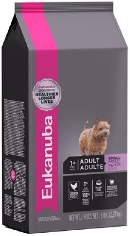 American Distribution & Mfg 71095 Adult Small Breed Dog Food, 5Lb.  Quantity 5