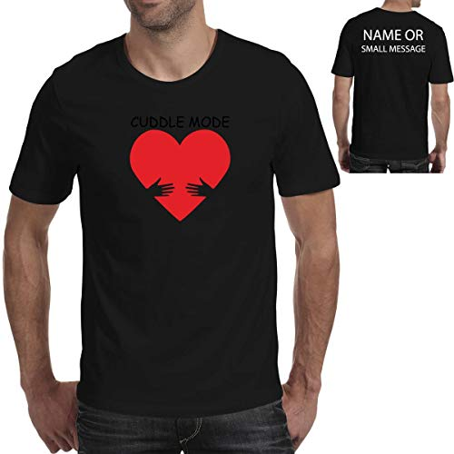MGEAR Knuffel Mode Knuffel Grappige T Shirt T-Shirt Aangepaste Tekst Gedrukt T-shirt Ideaal geschenk voor haar Verjaardagscadeau