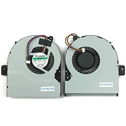 Kompatibel für ASUS F751LB, F751MA, F751SA Lüfter Kühler Fan Cooler