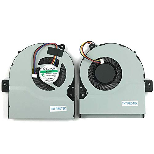 Kompatibel für Asus X751, X751L, X751LA, X751LAV Lüfter Kühler Fan Cooler